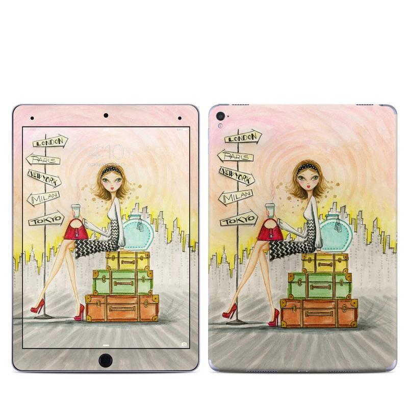 The Jet Setter iPad Pro 9.7-inch Skin