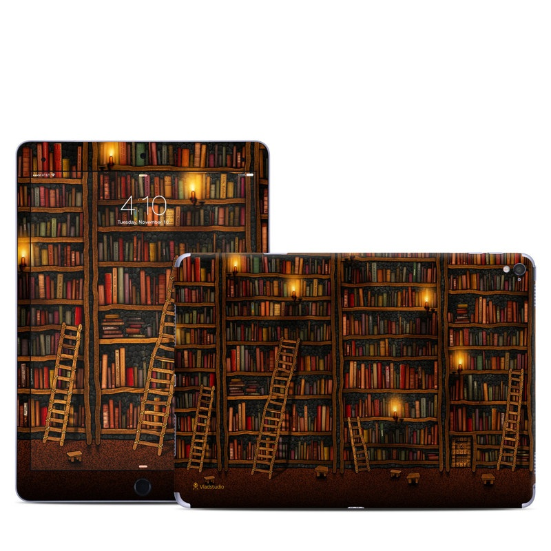 Library iPad Pro 9.7-inch Skin