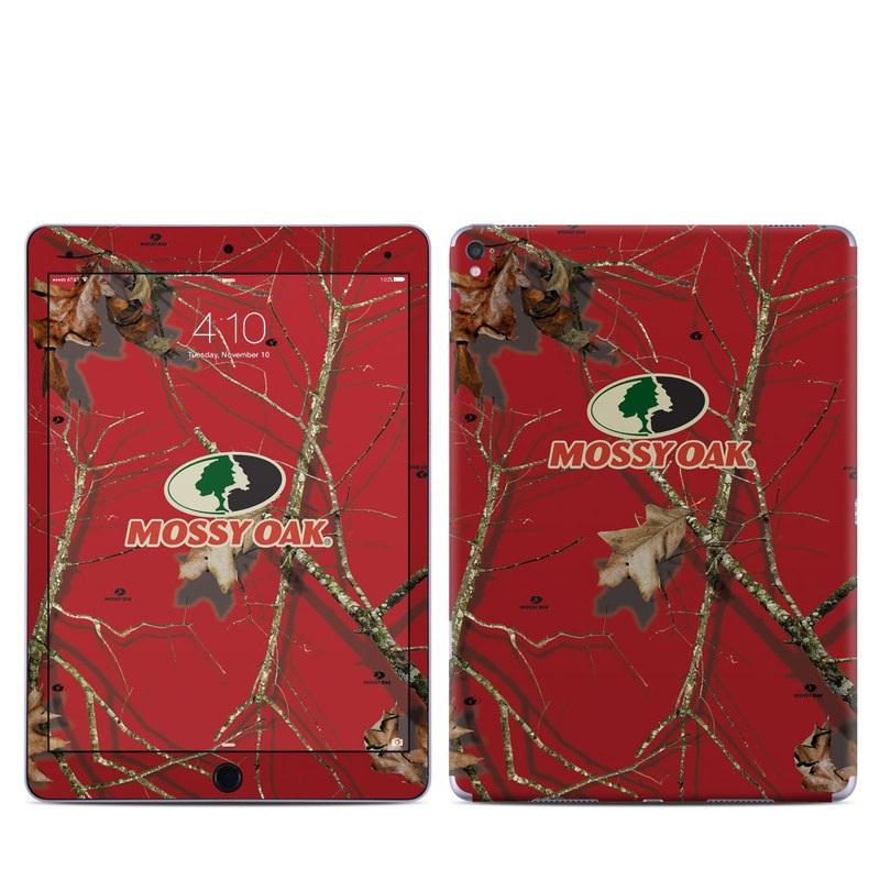 Break-Up Lifestyles Red Oak iPad Pro 9.7-inch Skin