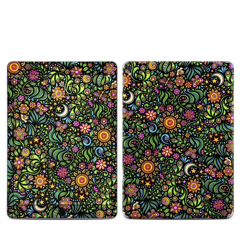 Nature Ditzy iPad Pro 9.7-inch Skin