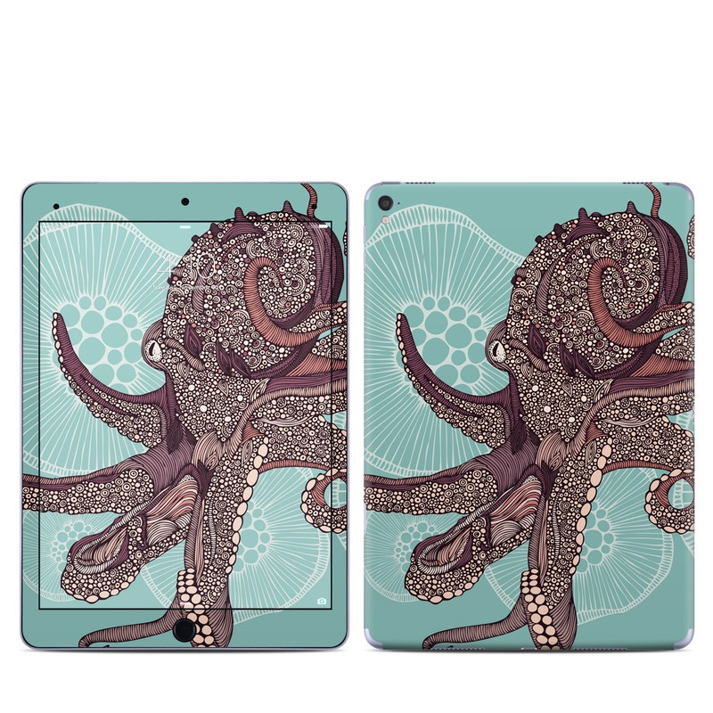 Octopus Bloom iPad Pro 9.7-inch Skin