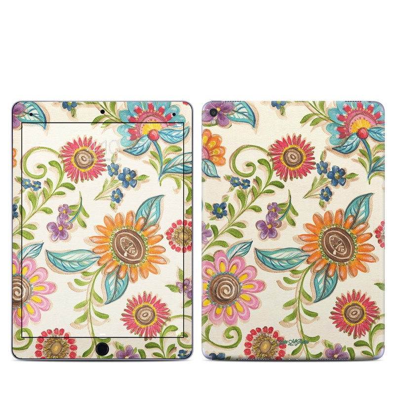 Olivia's Garden iPad Pro 9.7-inch Skin