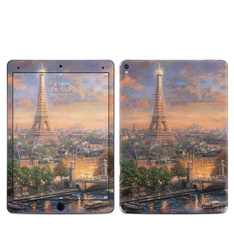 Paris City of Love iPad Pro 9.7-inch Skin
