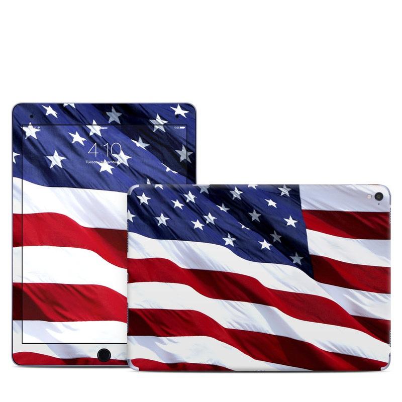 Patriotic iPad Pro 9.7-inch Skin