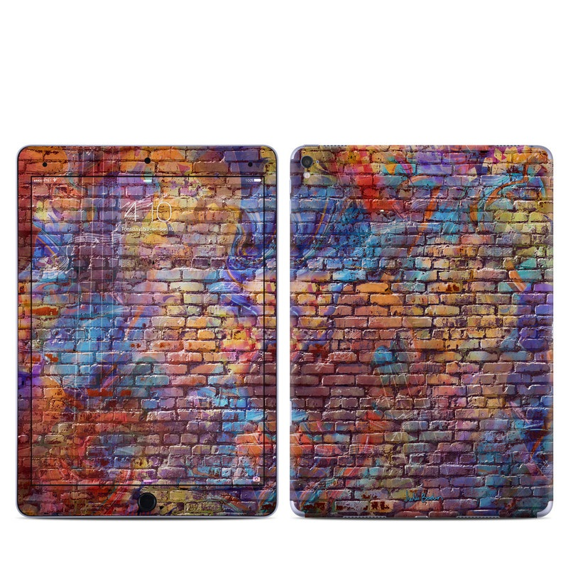 Painted Brick iPad Pro 9.7-inch Skin