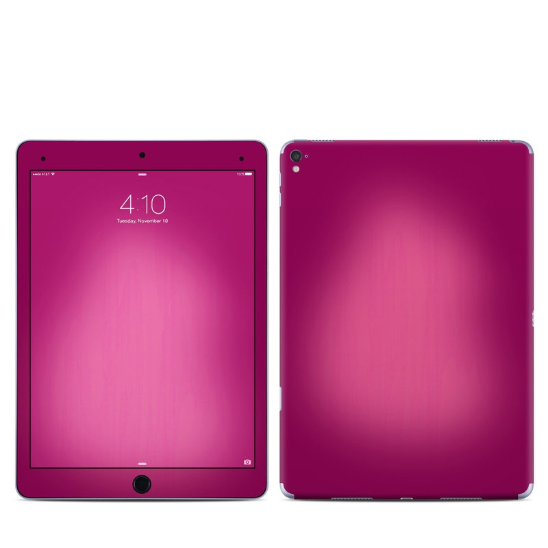 iPad Pro 9.7-inch Skin design of Pink, Violet, Red, Purple, Magenta, Lilac, Material property, Pattern with red, purple colors