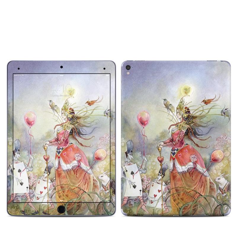 Queen of Hearts iPad Pro 9.7-inch Skin