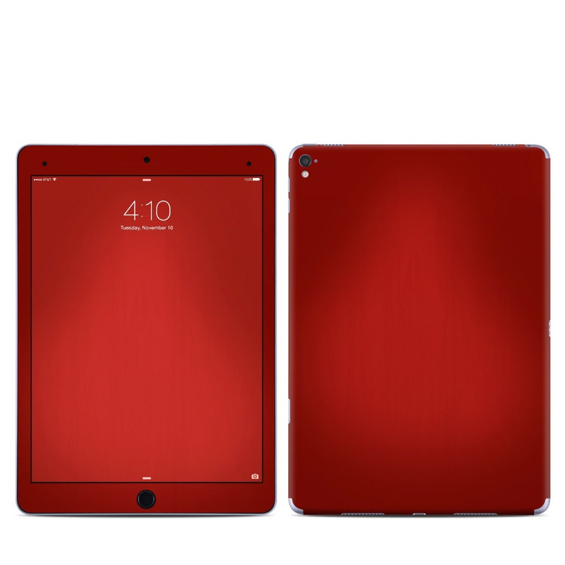 Red Burst iPad Pro 9.7-inch Skin