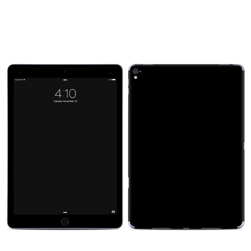 iPad Pro 9.7-inch Skin design of Black, Darkness, White, Sky, Light, Red, Text, Brown, Font, Atmosphere with black colors
