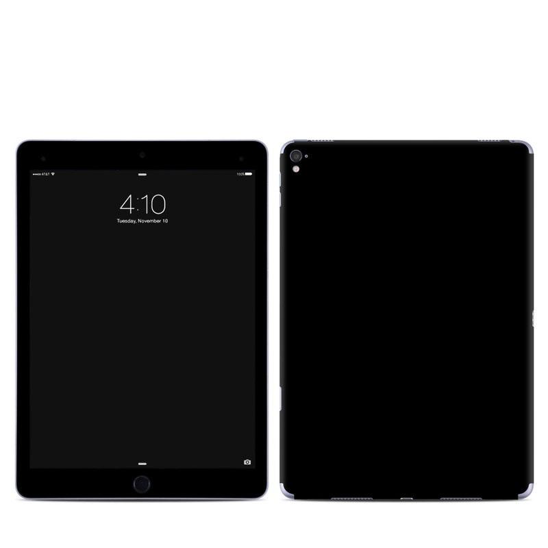 Solid State Black iPad Pro 9.7-inch Skin