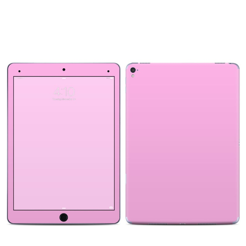 Solid State Pink iPad Pro 9.7-inch Skin