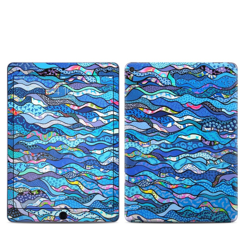 The Blues iPad Pro 9.7-inch Skin