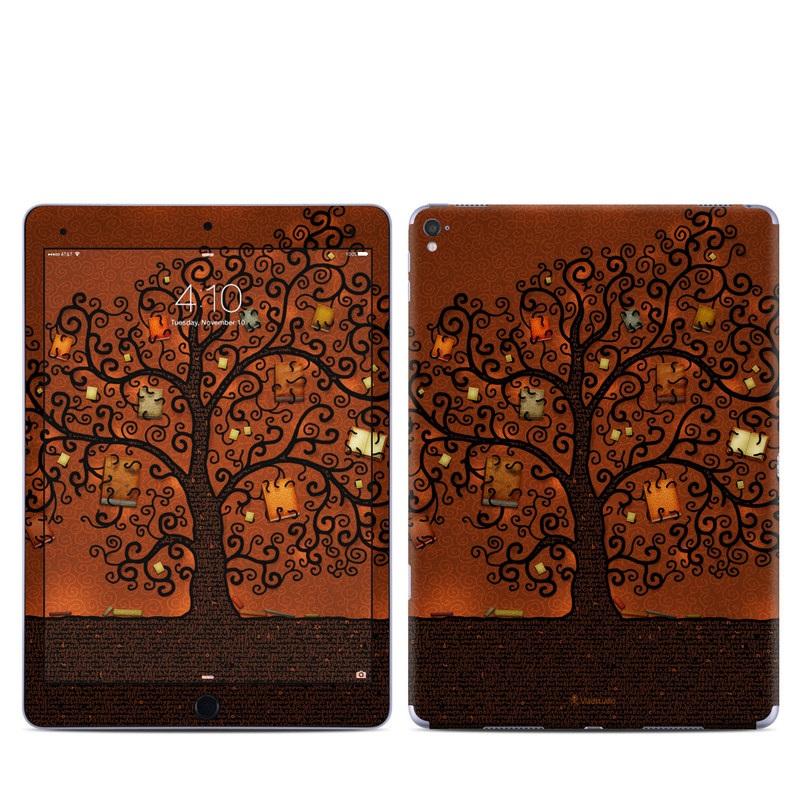 Tree Of Books iPad Pro 9.7-inch Skin