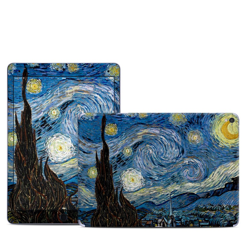 Starry Night iPad Pro 9.7-inch Skin