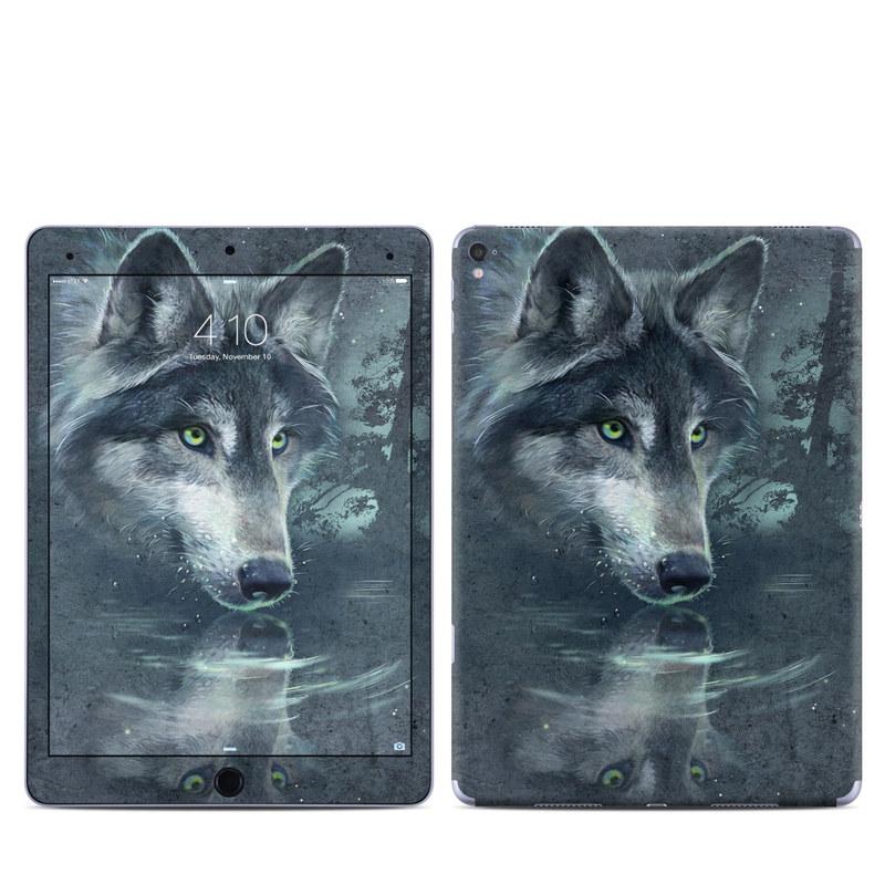Wolf Reflection iPad Pro 9.7-inch Skin