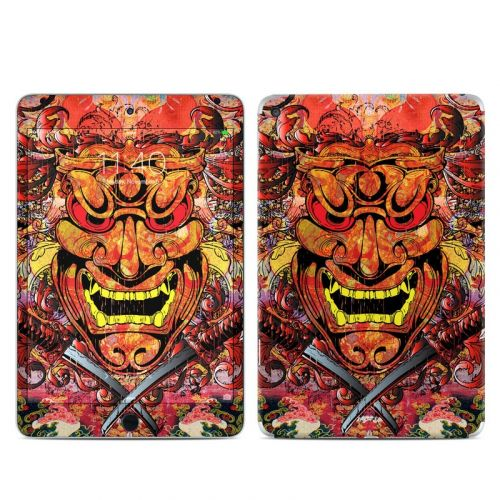 Asian Crest iPad mini 4 Skin