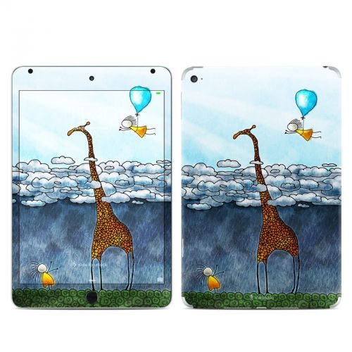 Above The Clouds iPad mini 4 Skin
