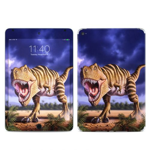 Brown Rex iPad mini 4 Skin