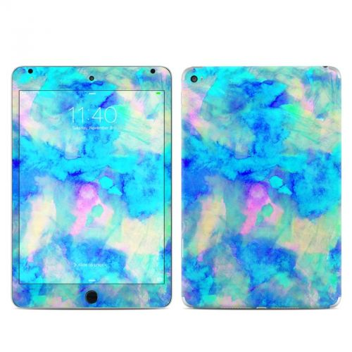 Electrify Ice Blue iPad mini 4 Skin
