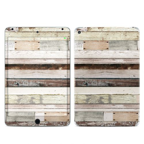 Eclectic Wood iPad mini 4 Skin