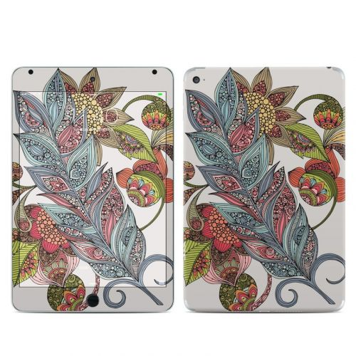 Feather Flower iPad mini 4 Skin