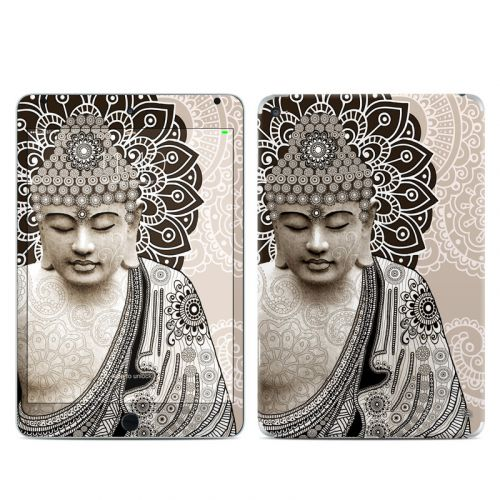 Meditation Mehndi iPad mini 4 Skin