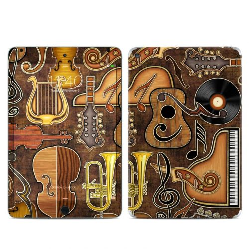 Music Elements iPad mini 4 Skin