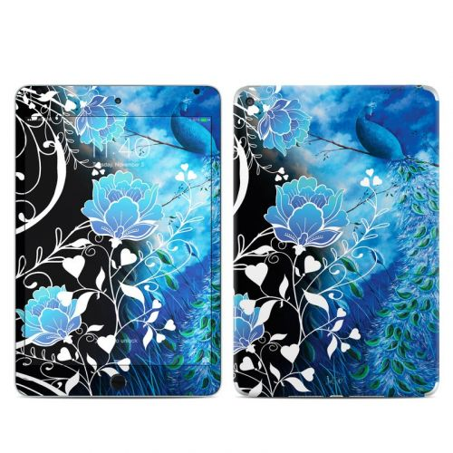 Peacock Sky iPad mini 4 Skin
