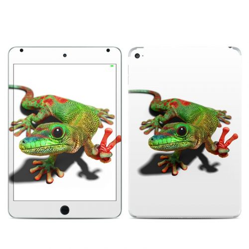 Peace Gecko iPad mini 4 Skin