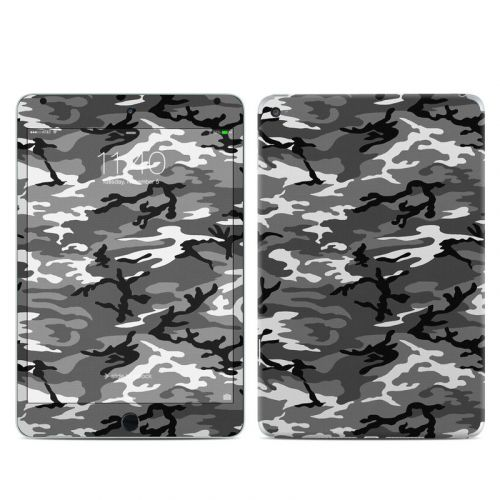 Urban Camo iPad mini 4 Skin