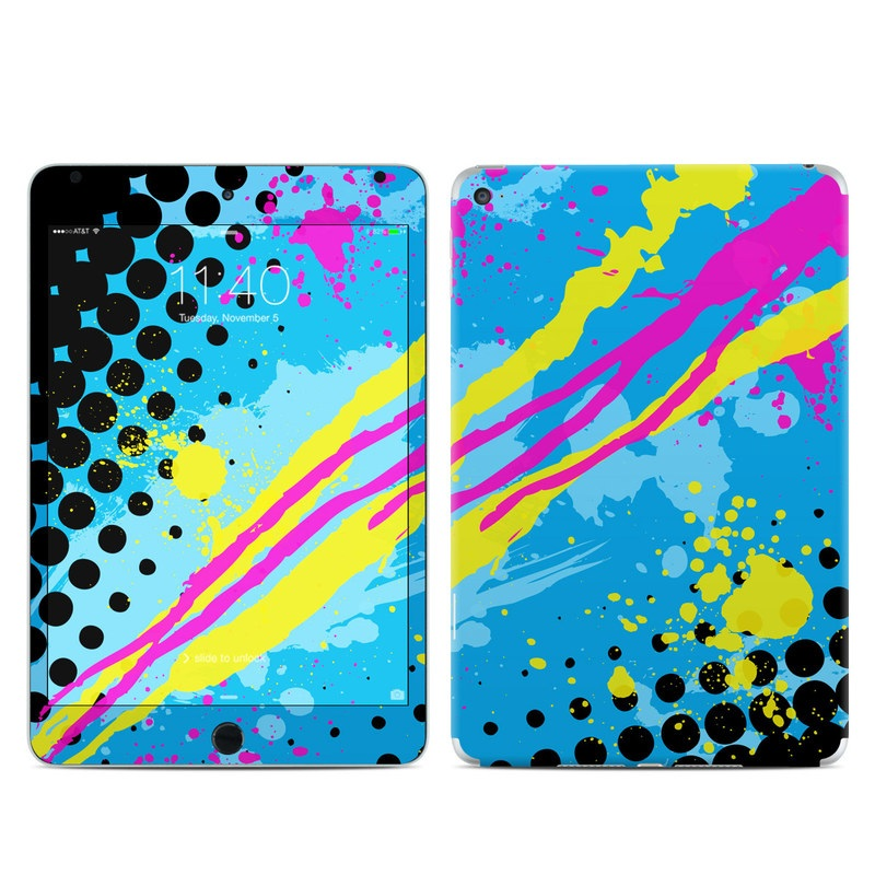 Acid iPad mini 4 Skin