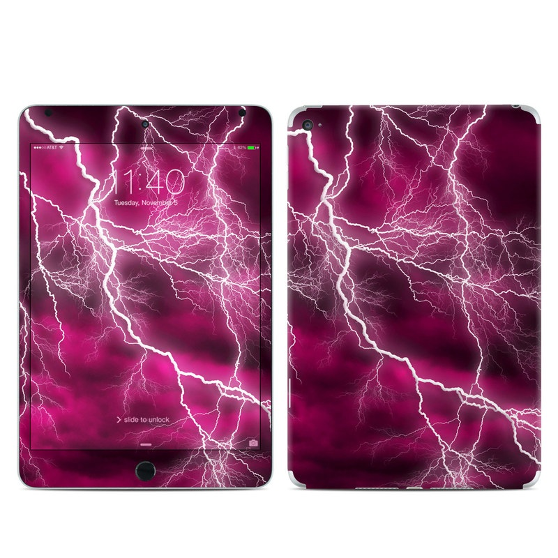 Apocalypse Pink iPad mini 4 Skin