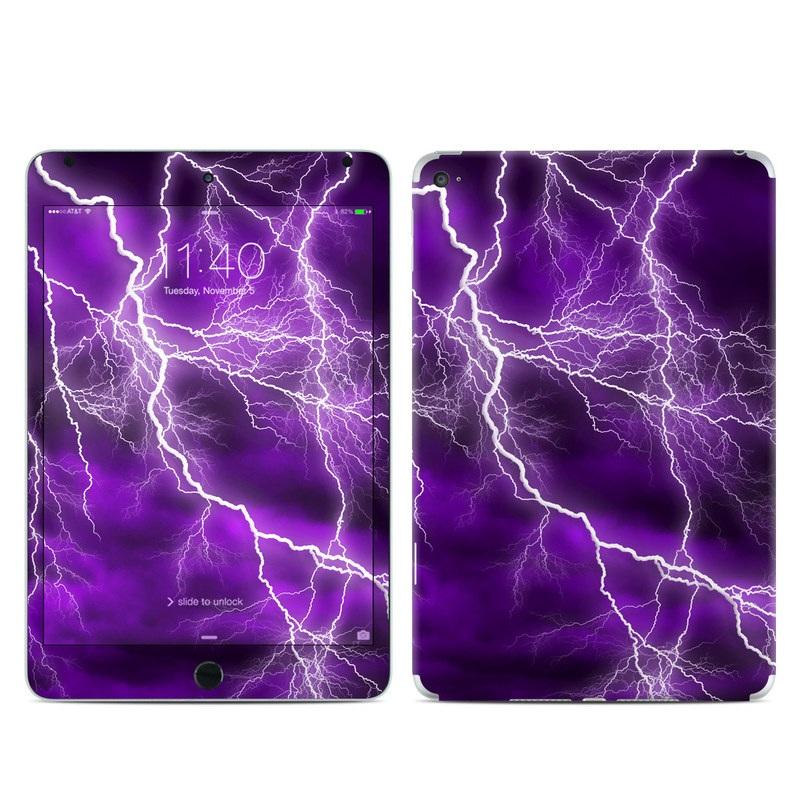 Apocalypse Violet iPad mini 4 Skin
