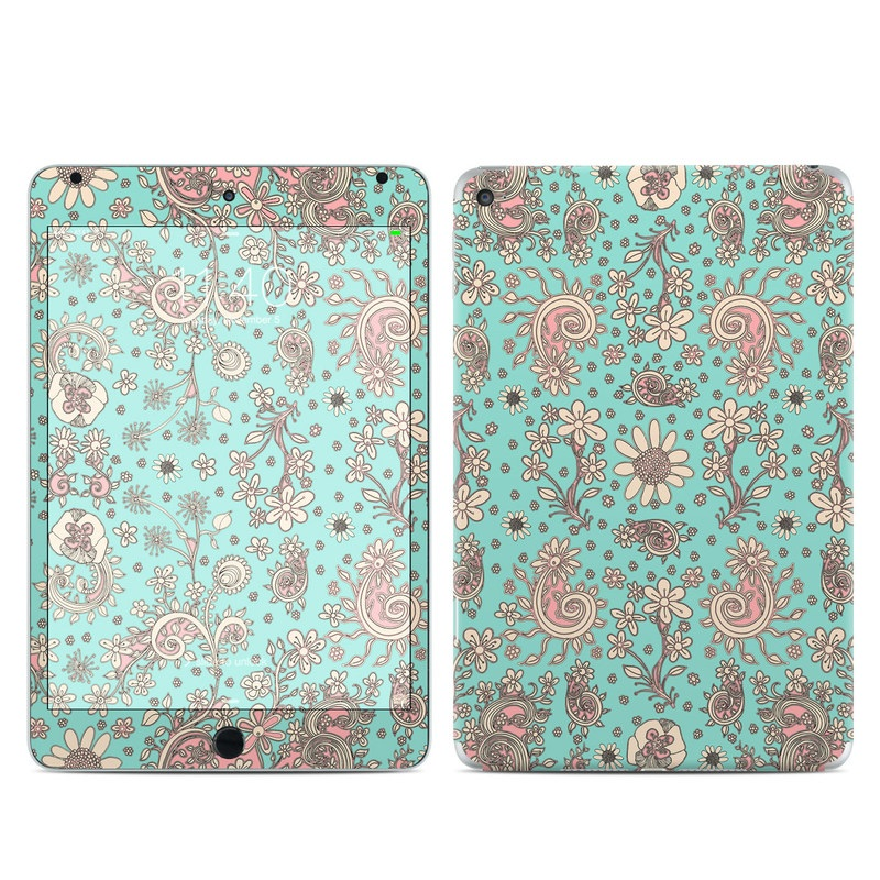 Birds Of A Flower iPad mini 4 Skin
