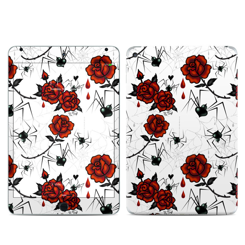 Black Widows iPad mini 4 Skin