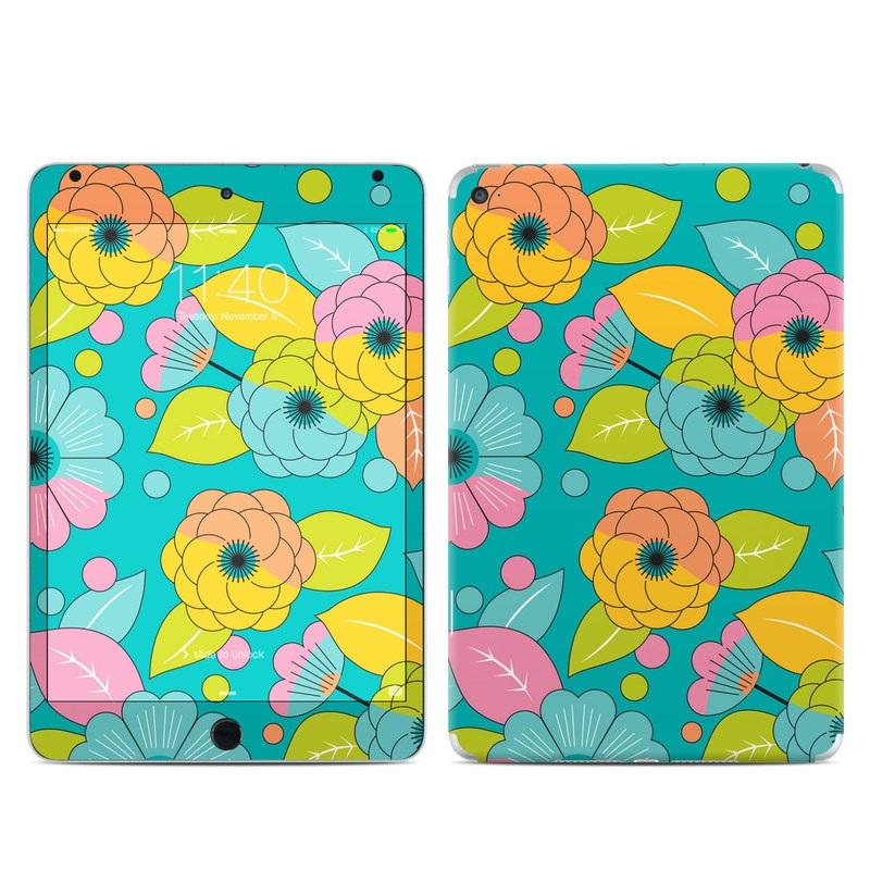 Blossoms iPad mini 4 Skin
