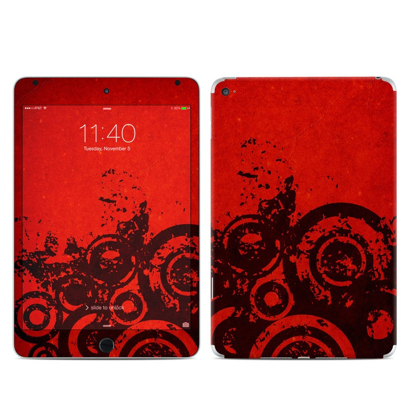 Bullseye iPad mini 4 Skin
