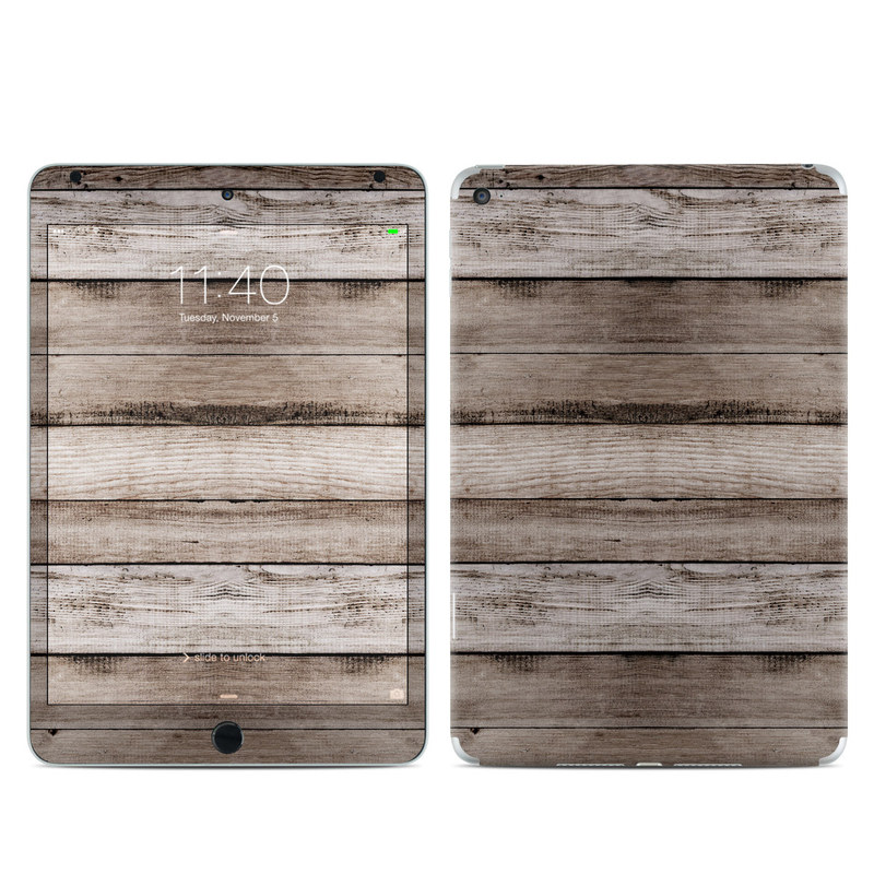 Barn Wood iPad mini 4 Skin