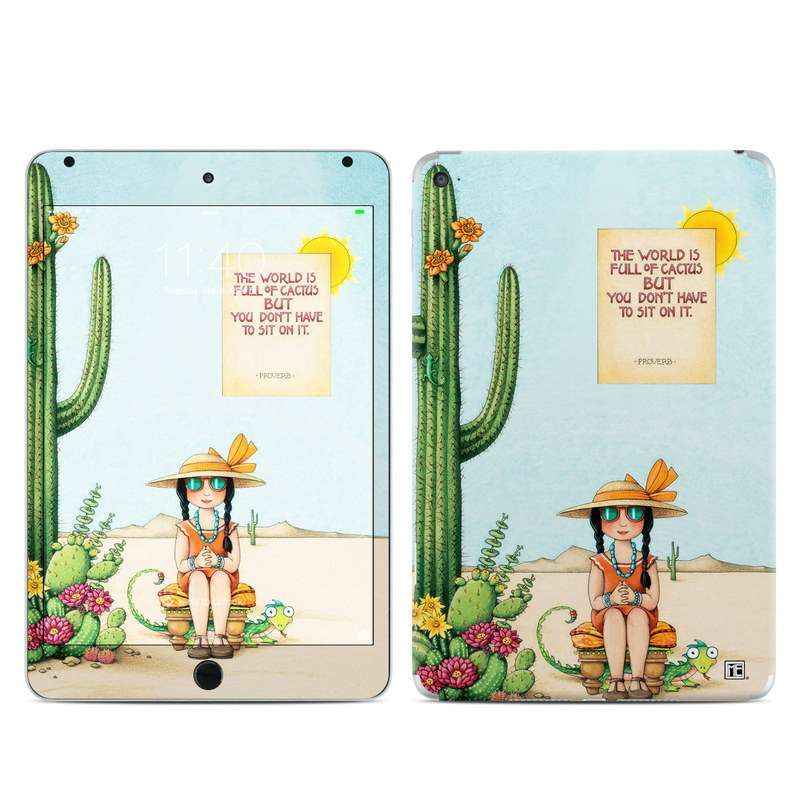 Cactus iPad mini 4 Skin