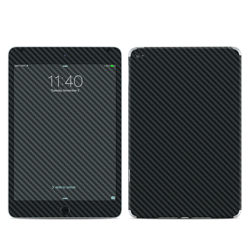 Carbon Fiber iPad mini 4 Skin