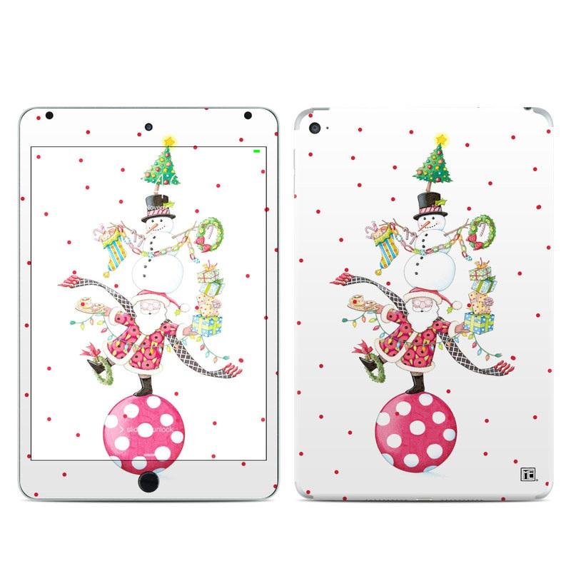 Christmas Circus iPad mini 4 Skin