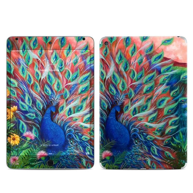 Coral Peacock iPad mini 4 Skin