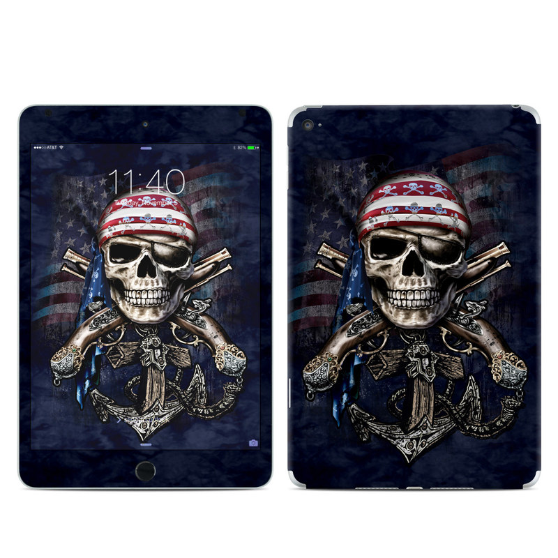 Dead Anchor iPad mini 4 Skin