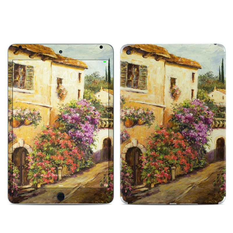 Via Del Fiori iPad mini 4 Skin