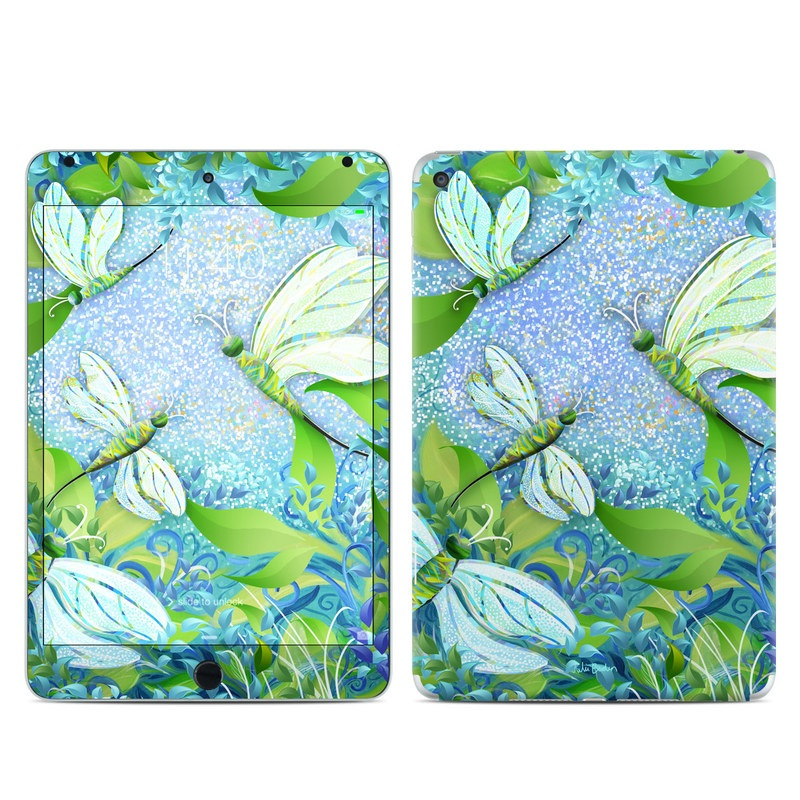 Dragonfly Fantasy iPad mini 4 Skin