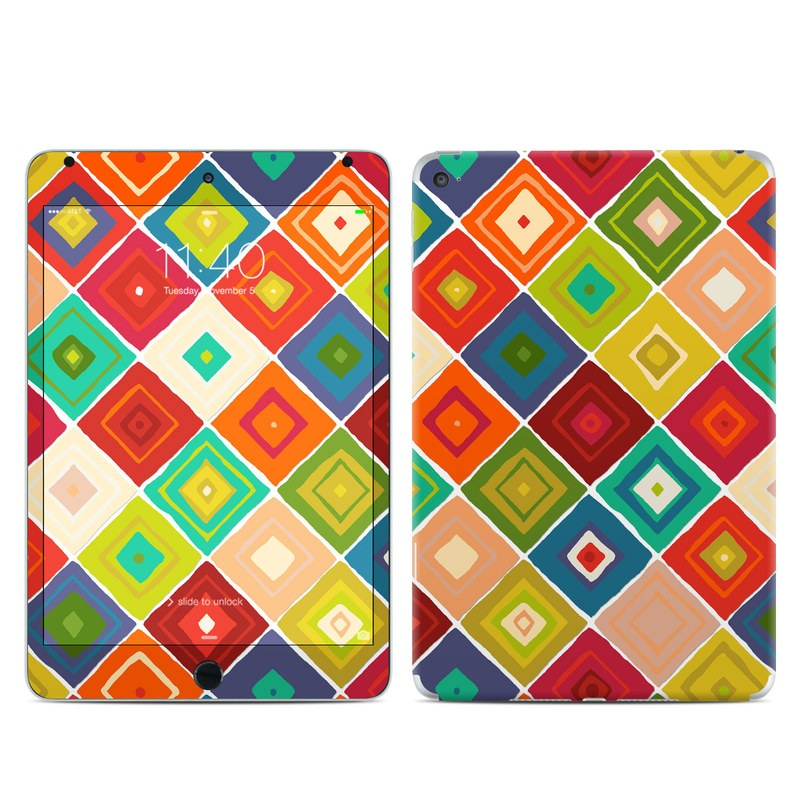 Diamante iPad mini 4 Skin