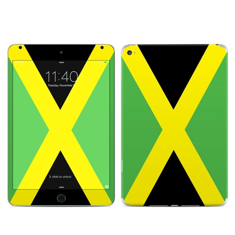 Jamaican Flag iPad mini 4 Skin