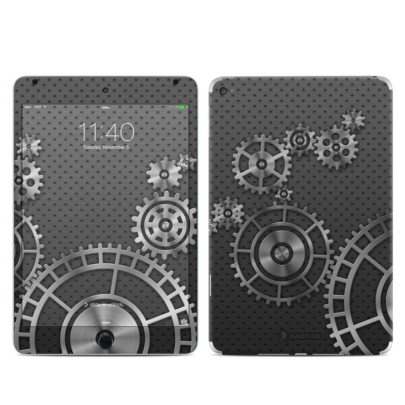 Gear Wheel iPad mini 4 Skin