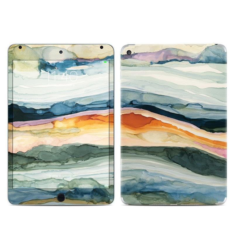 Layered Earth iPad mini 4 Skin