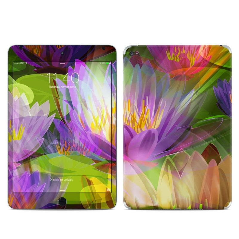 Lily iPad mini 4 Skin